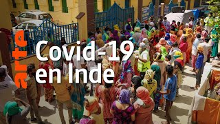 Documentaire Inde : confinement, l'impossible défi