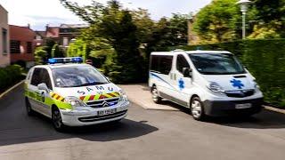 Documentaire Les ambulanciers, nos anges gardiens