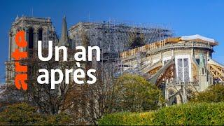 Documentaire La reconstruction de Notre-Dame