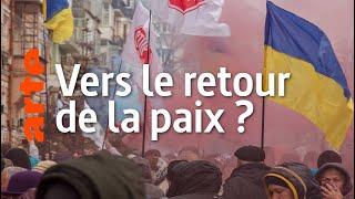 Documentaire Le président Zelensky, porteur d'espoir en Ukraine ?
