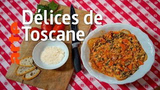 Documentaire Les plats typiques de Toscane   La Maremme et le val d'Orcia (4/4)