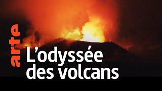 Mémoires de volcans : du temps des dinosaures à aujourd'hui