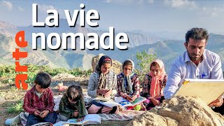 Documentaire Nomades d'Iran | L'instituteur des monts Zagros