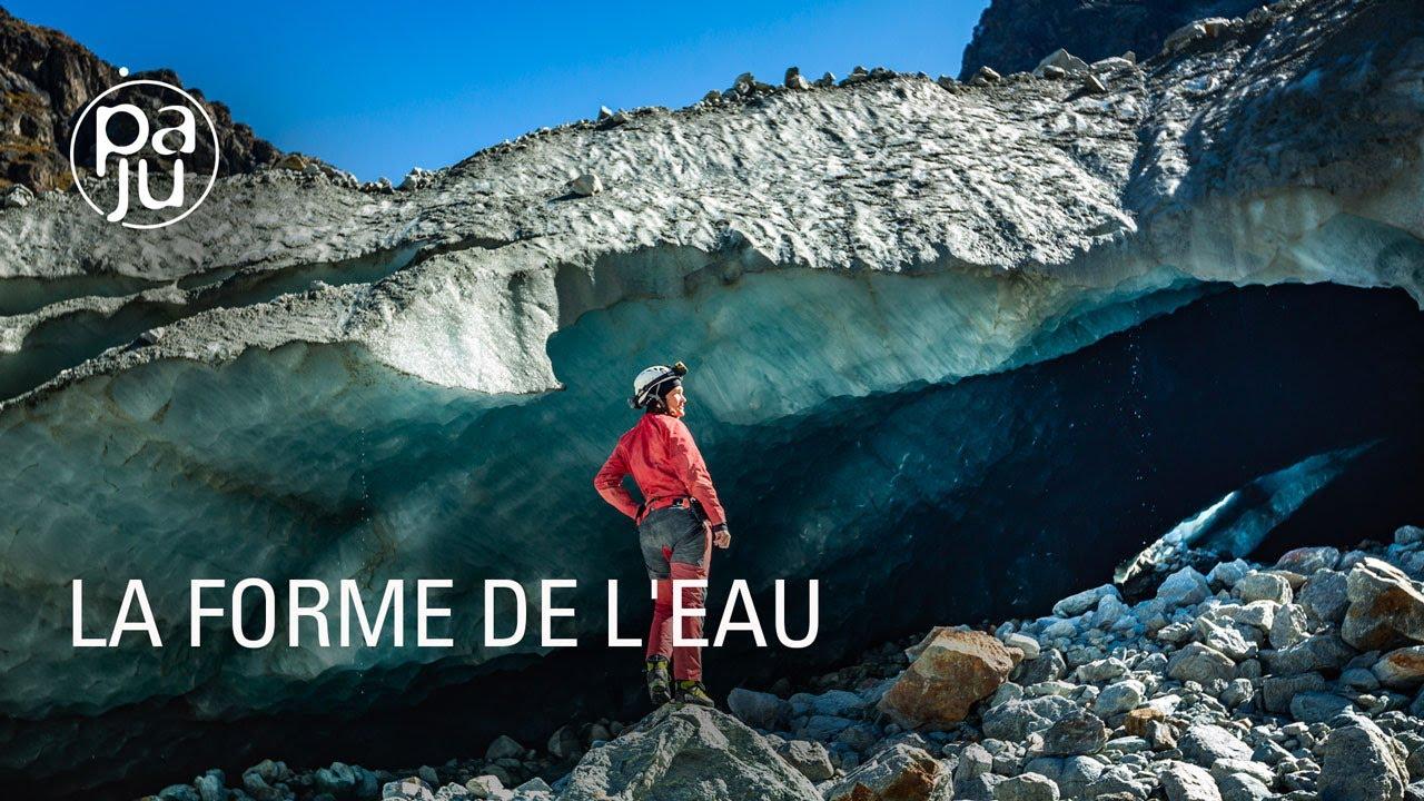Photographe et sculptrice, Claude crée des œuvres inspirées par la nature et la matière