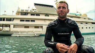 Documentaire Port d'Antibes :  pêcheurs et milliardaires