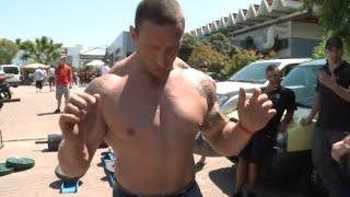Documentaire Une vie presque ordinaire – L'homme le plus fort du monde !