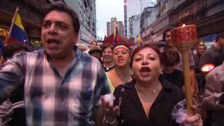 Documentaire Venezuela : au bord de la déchirure