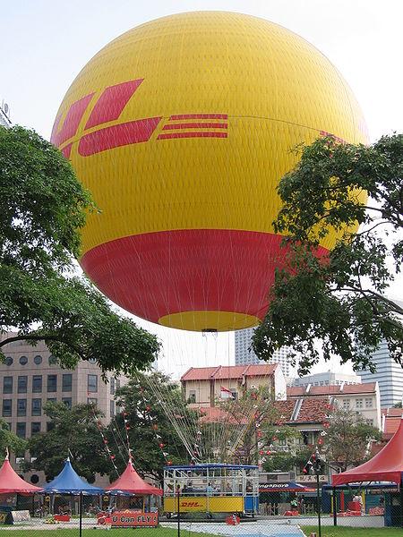 Documentaire Quels sont les atouts de la montgolfière gonflable publicitaire?