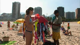 Documentaire Brésil : les rois du bikini