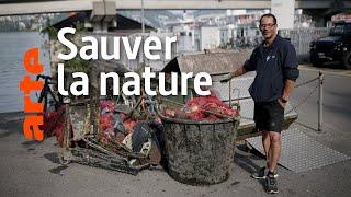 Documentaire Chasseurs de déchets en Suisse