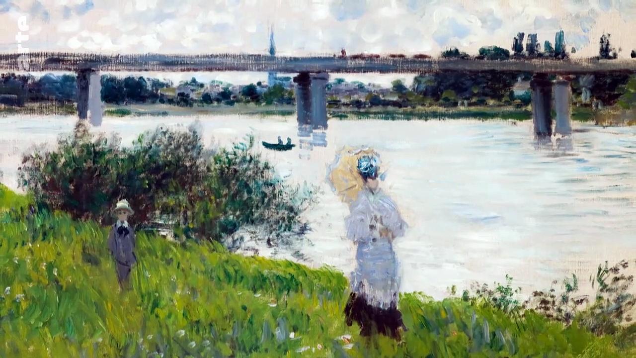 Claude Monet : le regard du peintre