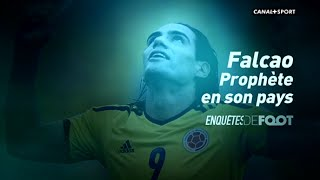 Documentaire Enquêtes de foot – Falcao, prophète en son pays