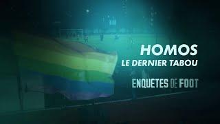 Documentaire Enquêtes de foot : homos, le dernier tabou