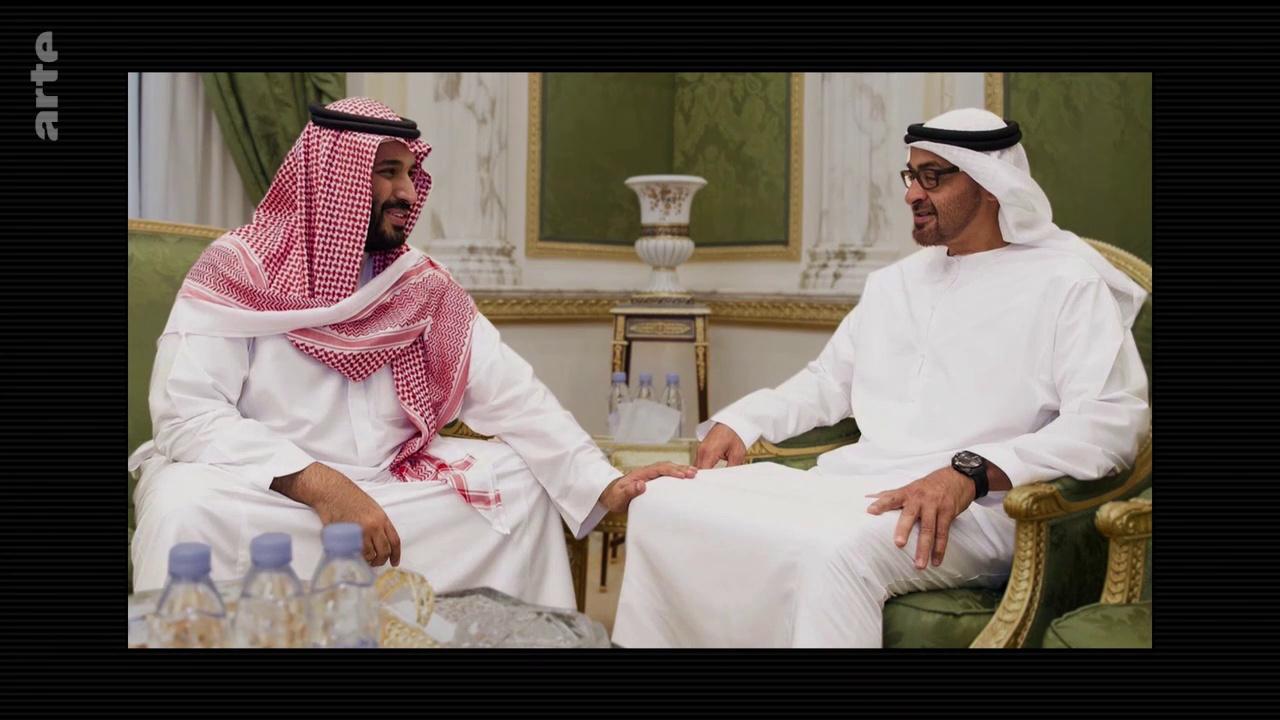 Documentaire Golfe, la Guerre des Princes