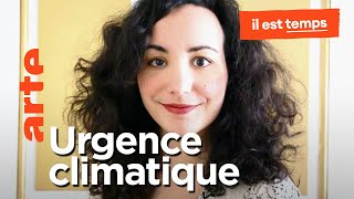 Documentaire Il est temps : L'effet de serre par Florence Porcel