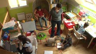 Documentaire Je refuse de mettre mes enfants à l'école !