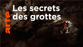 Documentaire Les grottes : un monde mystérieux