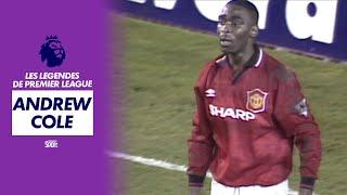 Documentaire Les légendes de Premier League : Andrew Cole