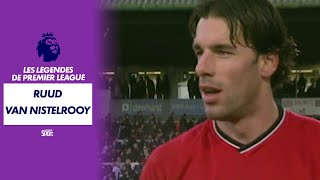 Documentaire Les légendes de Premier League : Ruud Van Nistelrooy