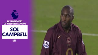 Documentaire Les légendes de Premier League : Sol Campbell