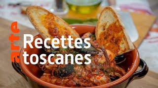 Documentaire Les plats typiques de Toscane   Au bord de la mer (1/4)