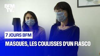 Documentaire Masques, les coulisses d'un fiasco