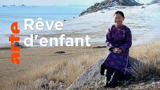 Documentaire Mongolie : Le rêve d'une jeune nomade