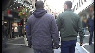Documentaire Police : alerte aux pickpockets