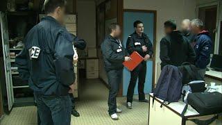 Documentaire Police : filature à haut risque