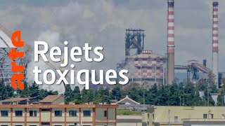 Documentaire Tarente : une région entière polluée par un géant de l'acier