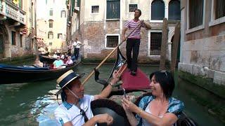 Documentaire Venise : Gondoles, les dessous d'un business très juteux