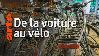 Documentaire Vélos électriques, contourner les problèmes de circulation