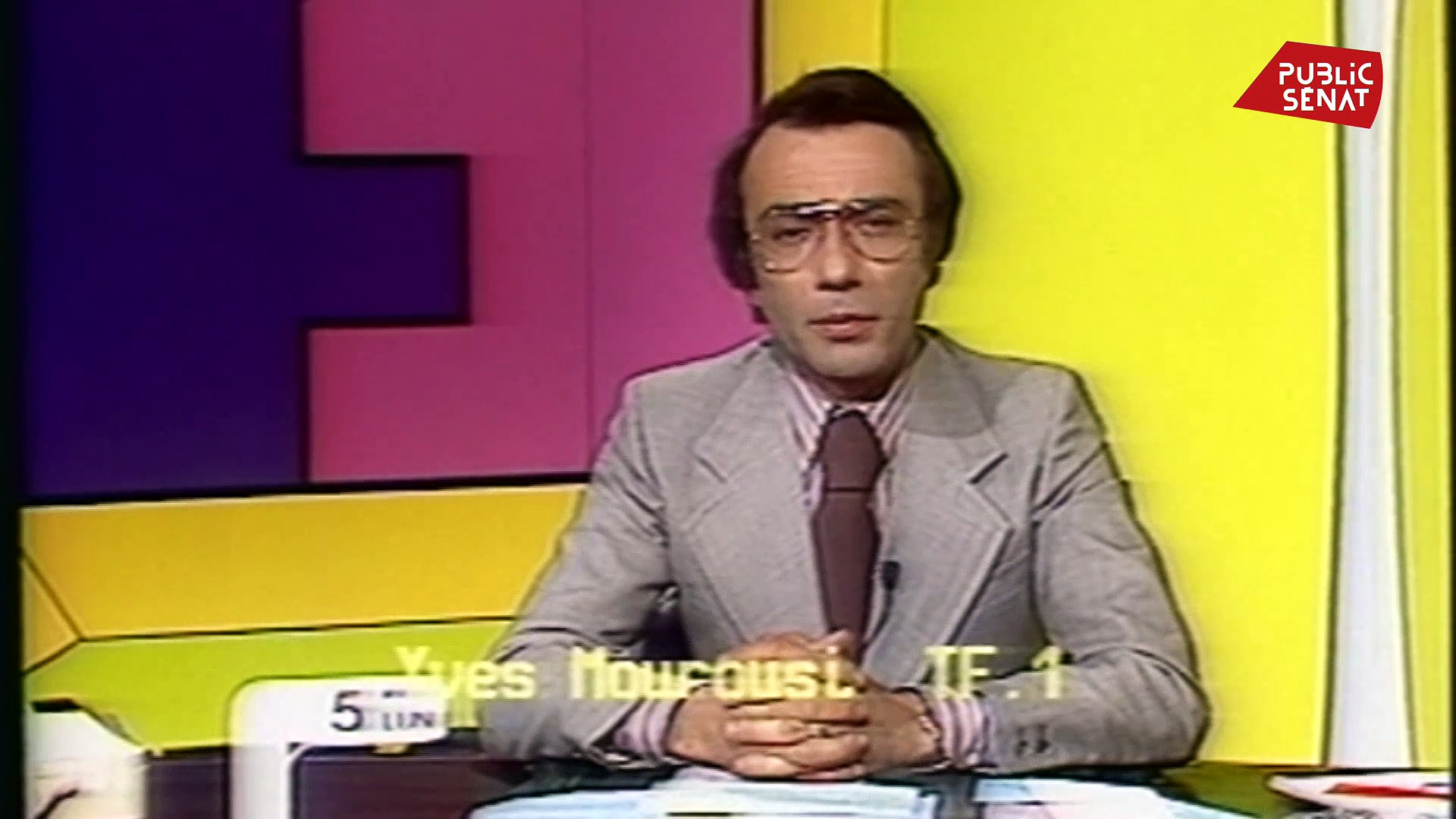 Documentaire 1974, l'alternance Giscard