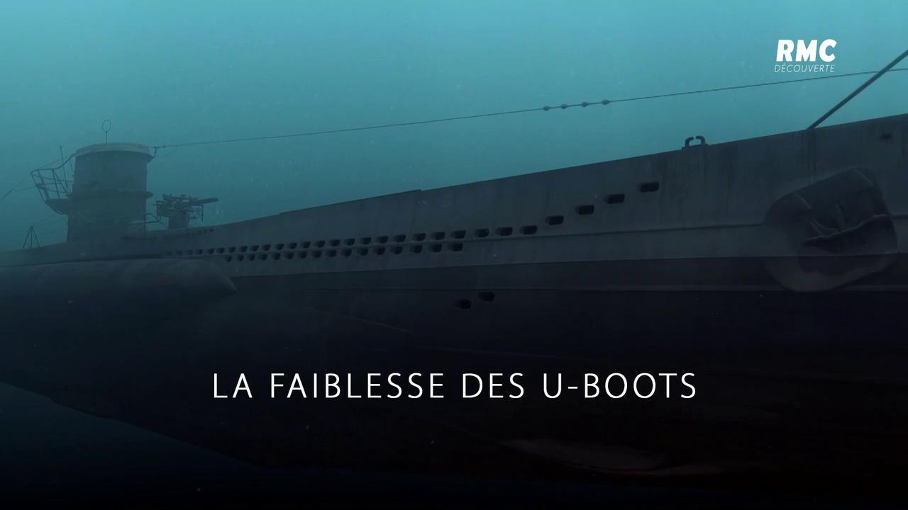 Documentaire La faiblesse des U-boots
