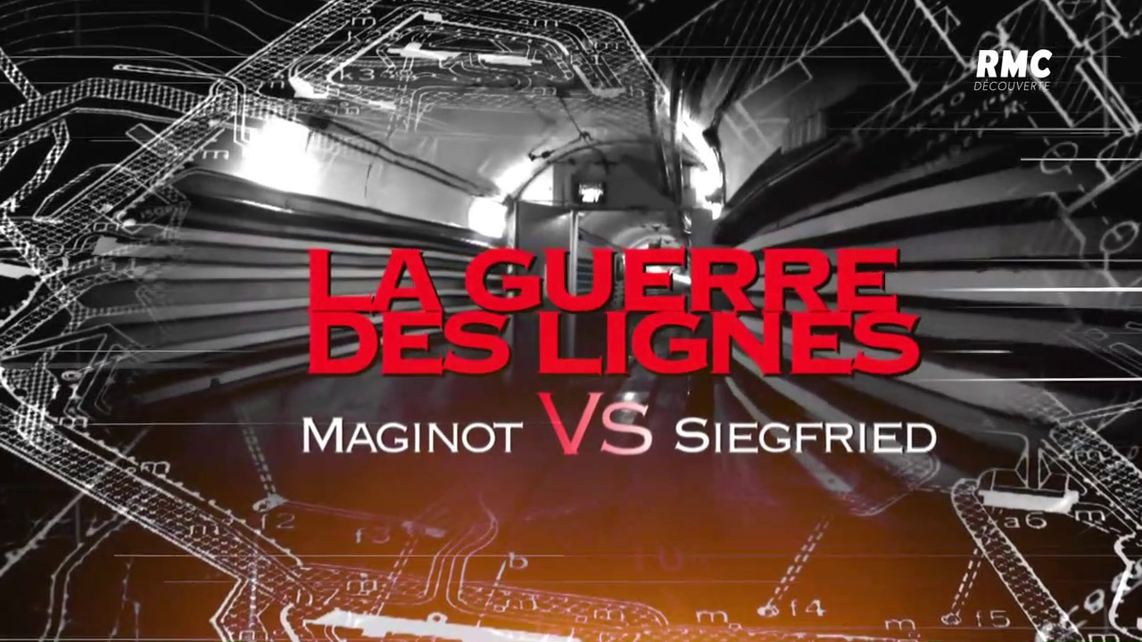 Documentaire La guerre des lignes – Maginot vs Siegfried