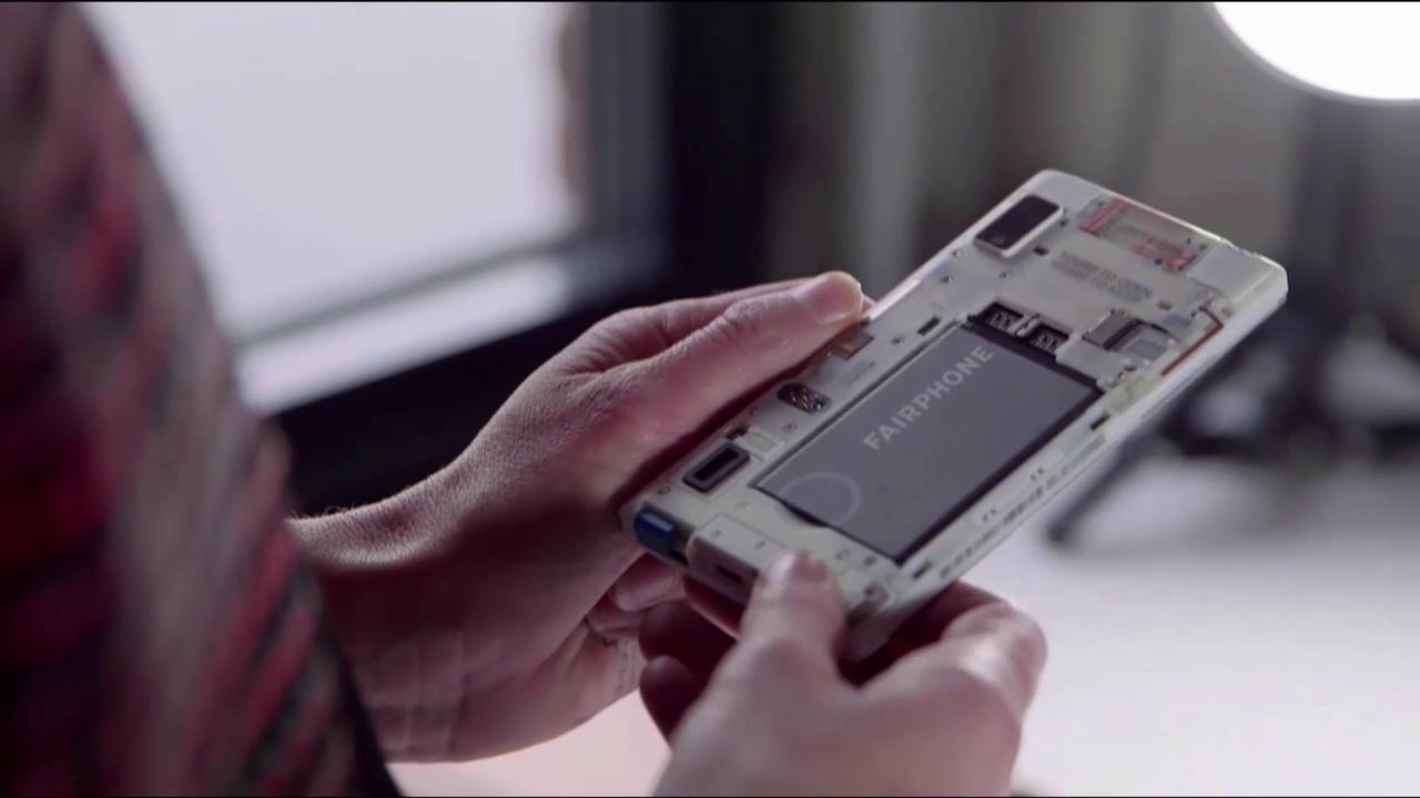 Fairphone, le premier smartphone éthique