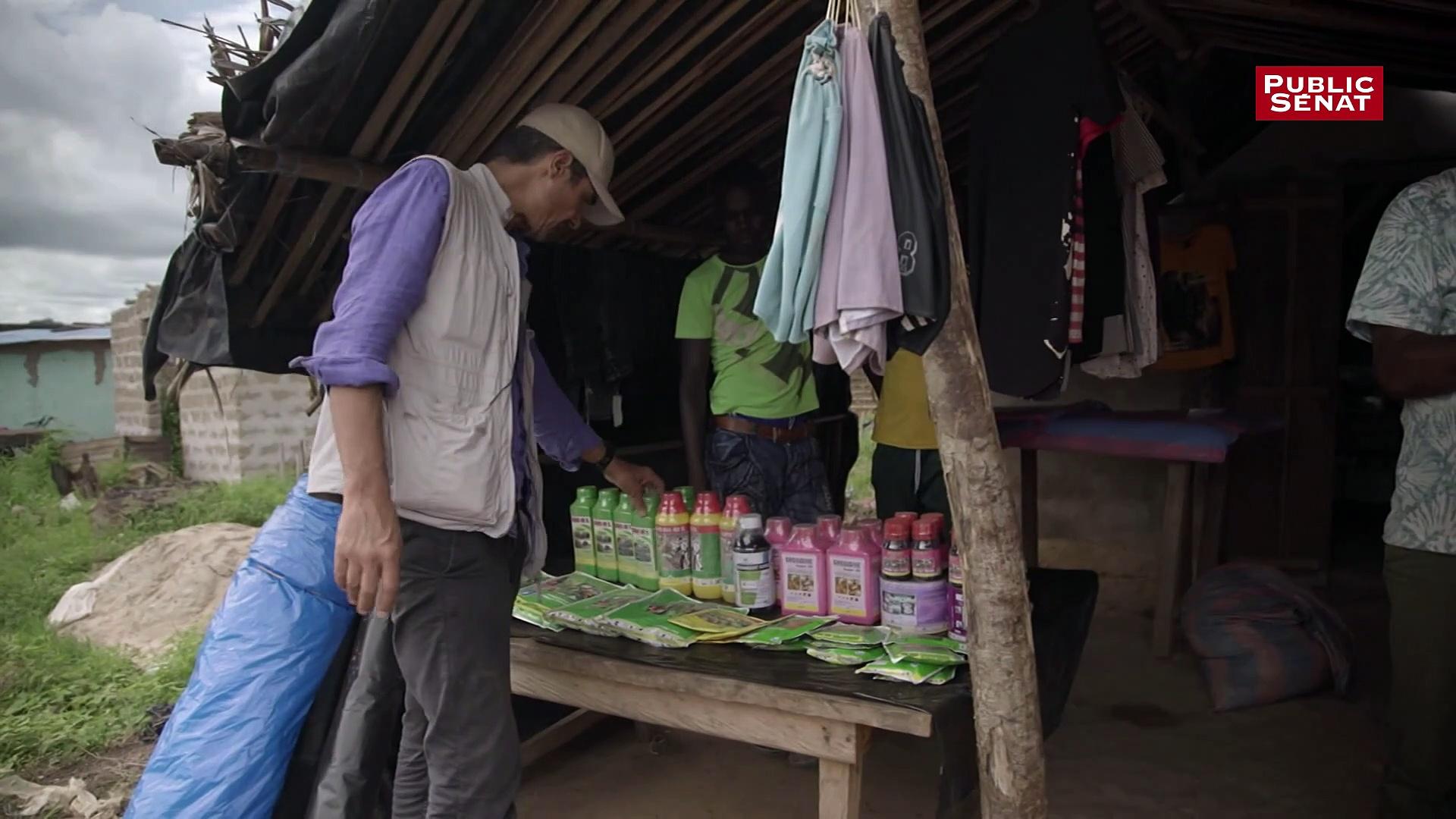 Documentaire La face cachée du cacao