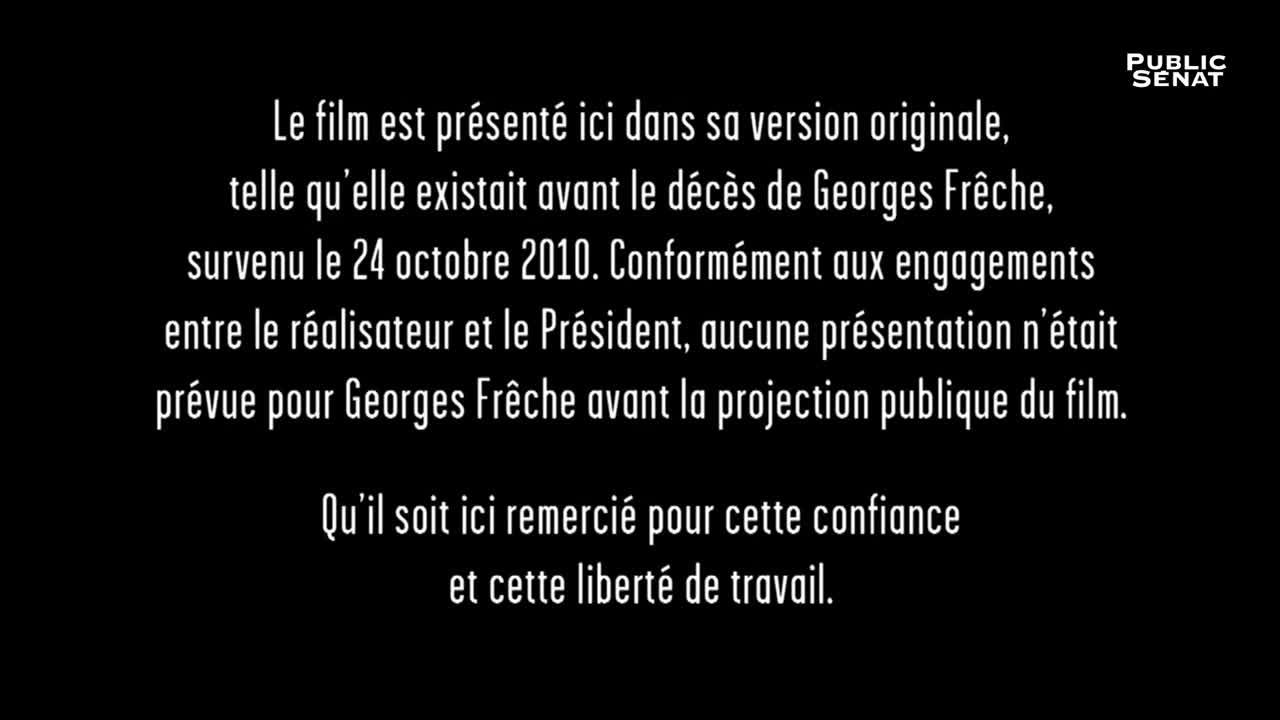 Documentaire Le Président