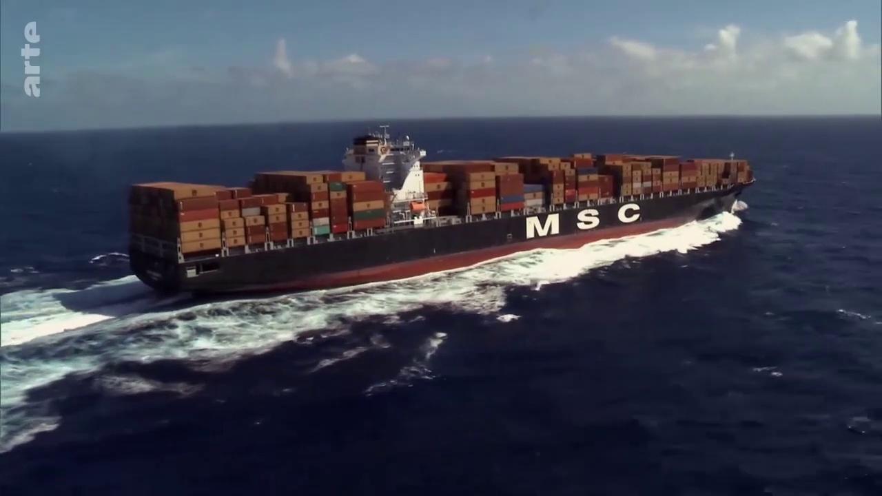 Documentaire Les routes maritimes de la soie 2/2 : la Chine à la Conquête des océans