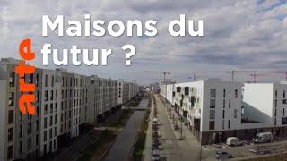 Documentaire Les maisons passives