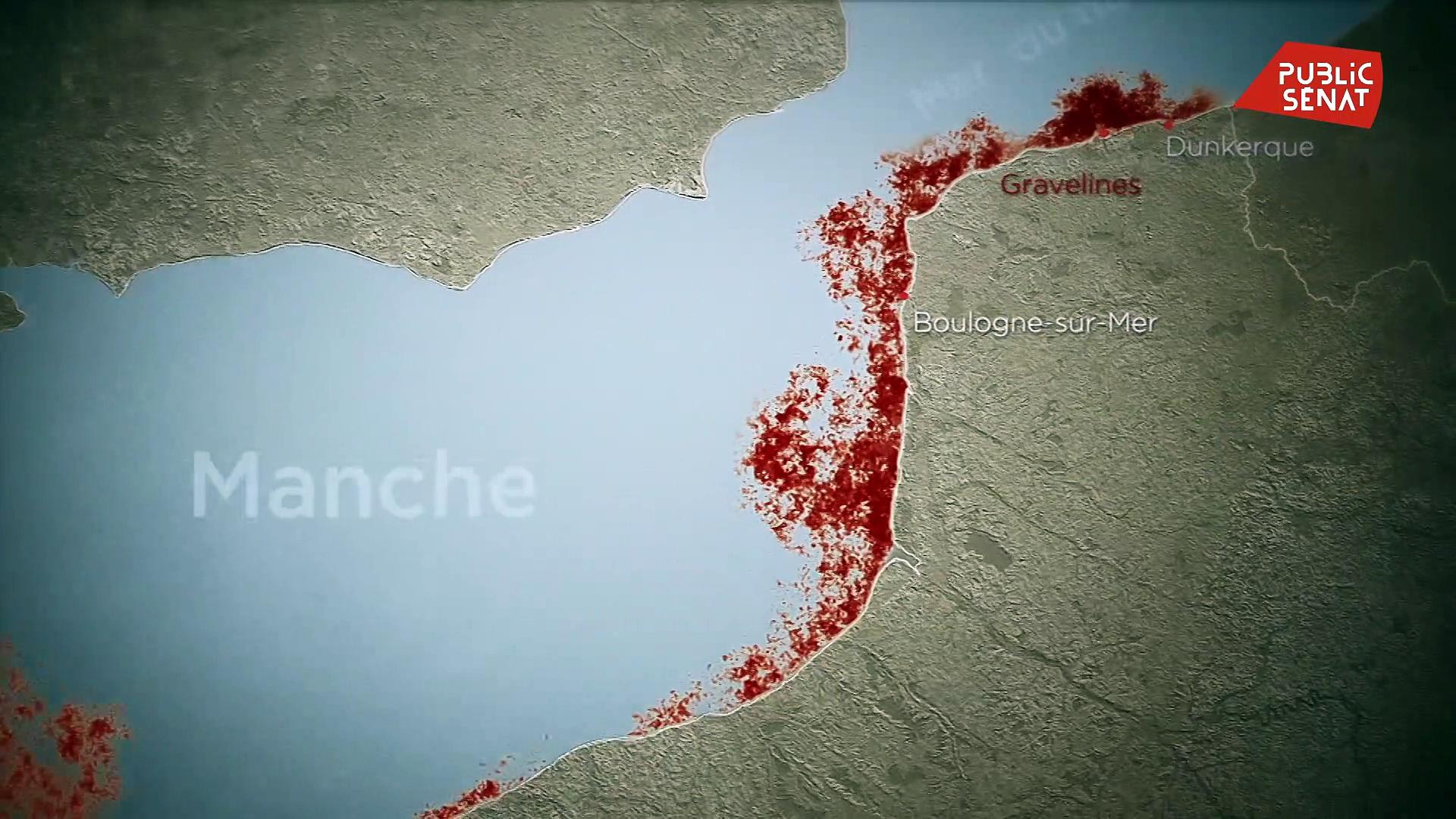 Documentaire Menaces en Mers du Nord