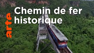 Documentaire Myanmar, un voyage inoubliable en train