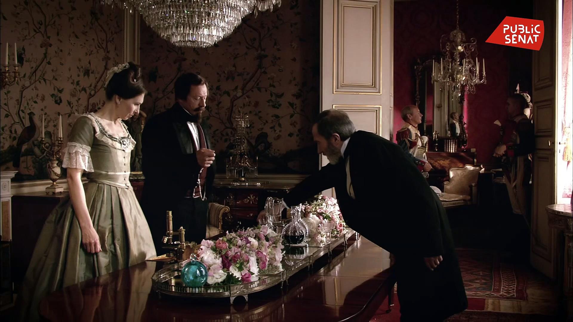Documentaire Pasteur, l´homme qui a vu