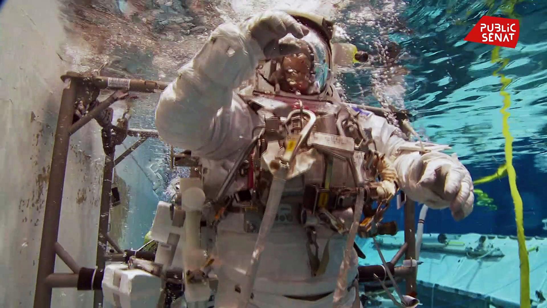 Documentaire Thomas Pesquet : profession astronaute