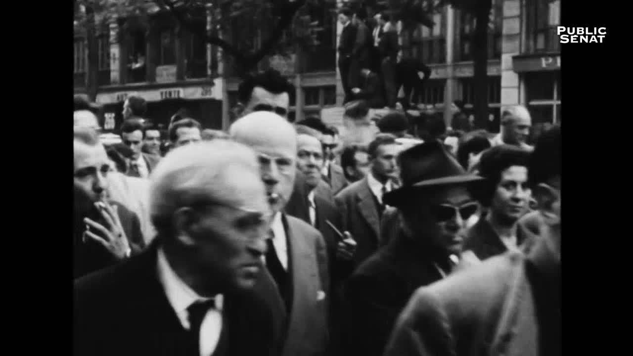Documentaire 1958, ceux qui ont dit non