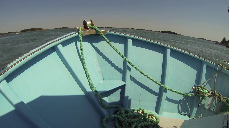 Documentaire A bord du Cassiopée – Gérer la coquille St Jacques en baie de Quiberon