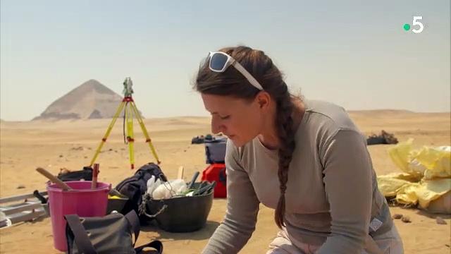 Documentaire A l'aube des pyramides – partie 1