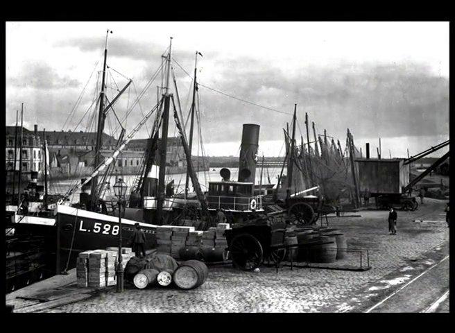 Documentaire Lorient, Ville portuaire 1900-1945