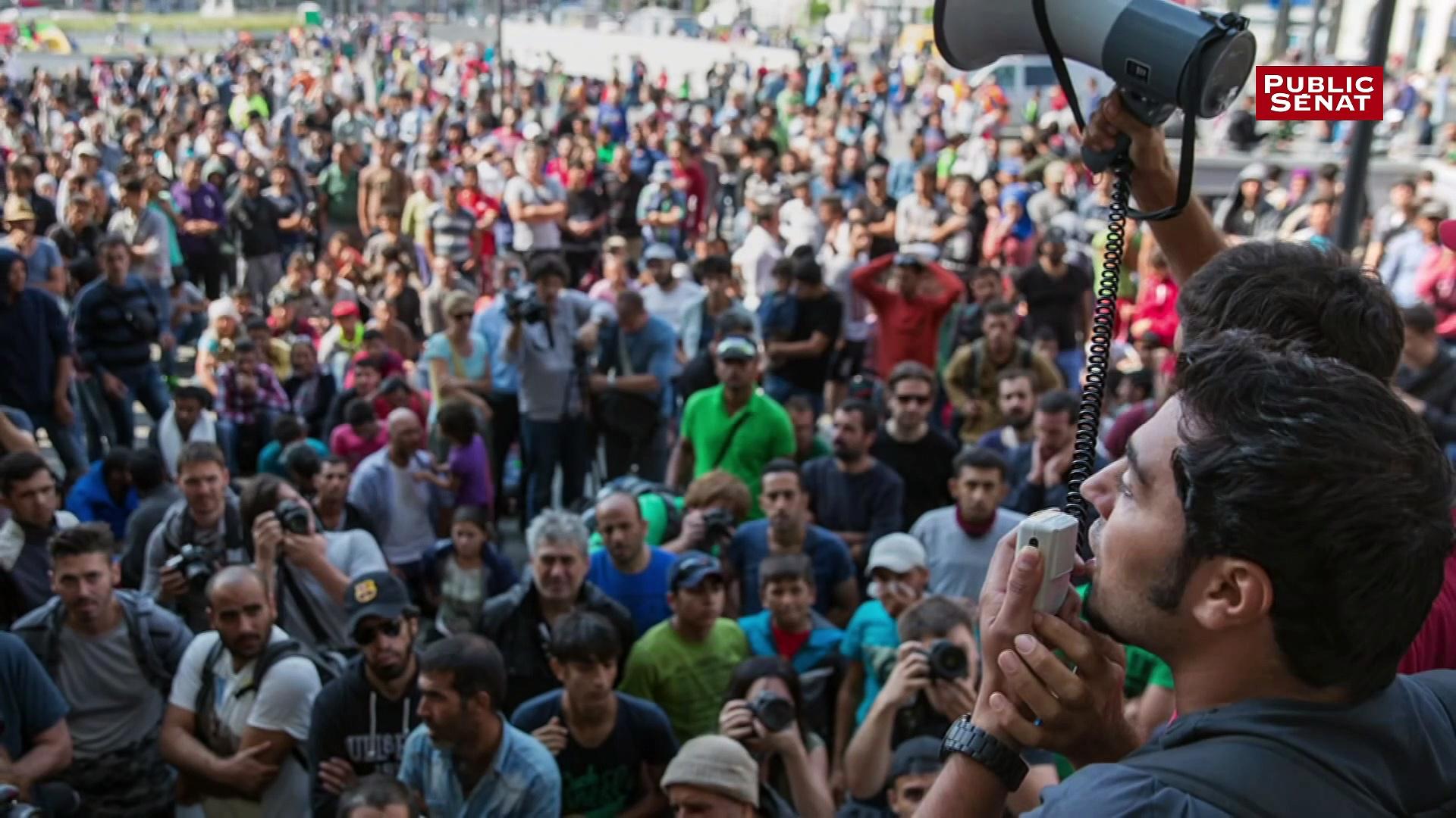 Documentaire L'urgence des migrants