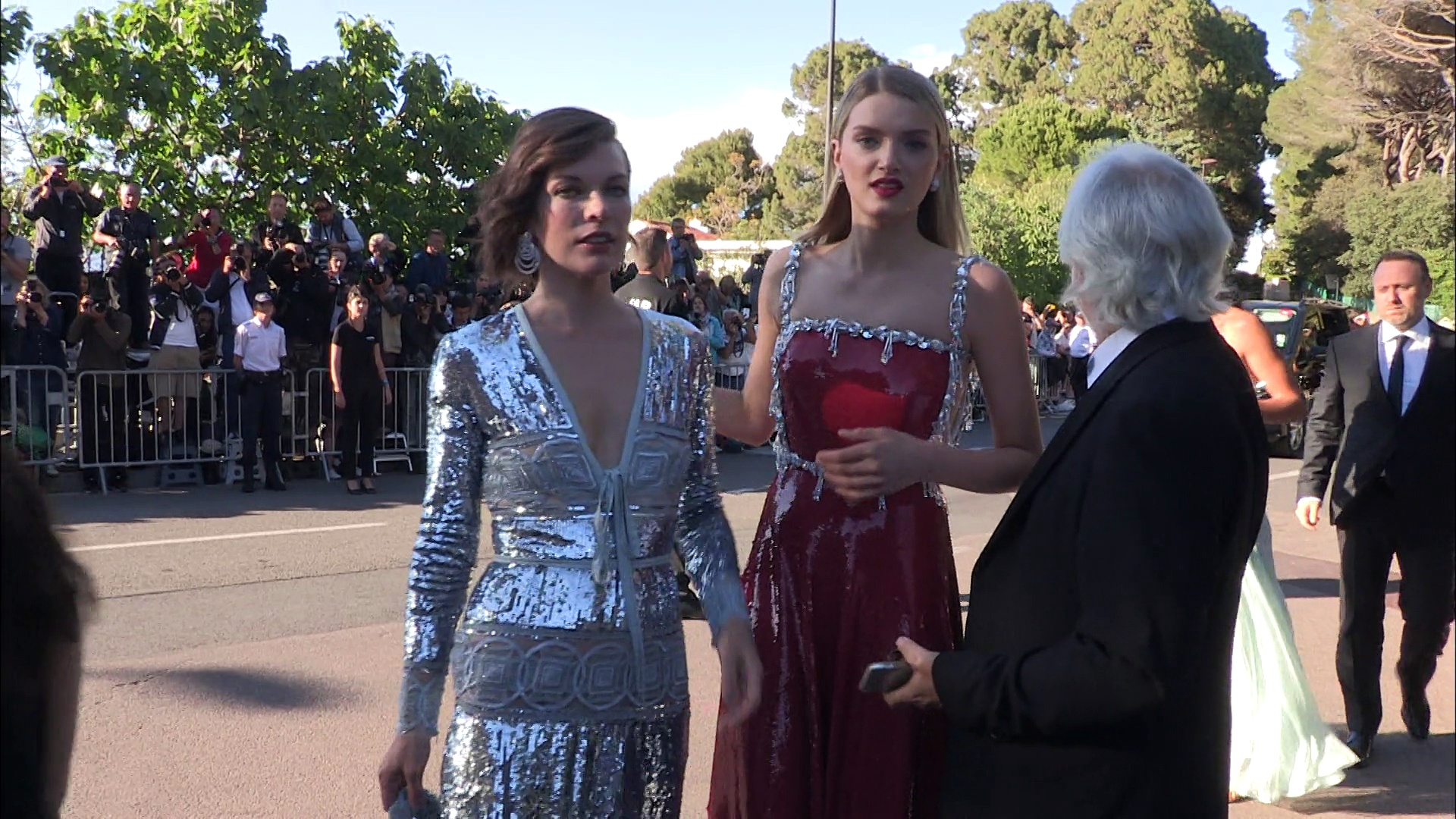 Documentaire Mode, glamour, luxe sur la croisette de Cannes